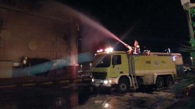 مليون ريال سعودي  لمصري توفي بعد إنقاذه 10 أشخاص بحريق مستشفى جازان