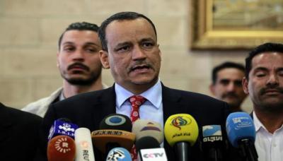 خطة ولد الشيخ أحمد لإنقاذ محادثات اليمن