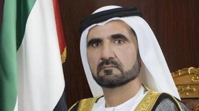الإمارات تتحدى وتقلل من أهمية هبوط أسعار النفط ومحمد بن راشد يقول إنه سيحتفل بأخر برميل يتم تصديره من النفط