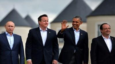 شاهد صور مذهلة لبعض قادة العالم وهم في ربيع أعمارهم