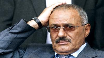 """هل يرفع الرئيس السابق """" صالح """" الراية البيضاء .. وما وراء تراجعه عن التهديدات بمواصلة الحرب ؟"""