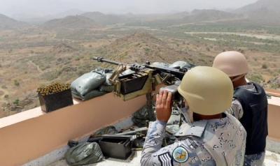 عملية نوعية للقوات السعودية بصعدة قُتل فيها قياديين حوثيين من أقرباء عبد الملك الحوثي ( الأسماء)