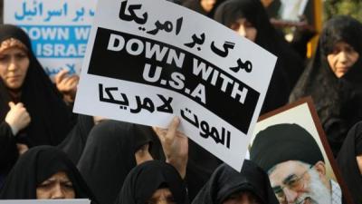 """إيران تحذف نغمة """"الموت لأمريكا"""" من اتصالاتها الخليوية"""