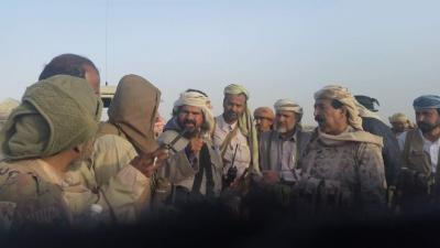إنتصارات للجيش والمقاومة في الجوف وسيطرة على مواقع جديدة محاذية لمحافظة صعدة وتقدم كبير في جبهة صنعاء