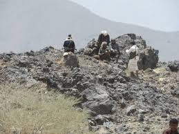 قتلى وجرحى من الحوثيين في مواجهات  مع المقاومة بمنطقتي الزاهر وذي ناعم بالبيضاء