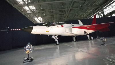 اليابان تصنع مقاتلة غير مرئية ( صورة)