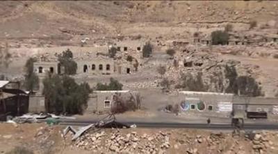 آخر المستجدات من جبهات المعارك في فرضة نهم شرق صنعاء ومحيطها ( صور)