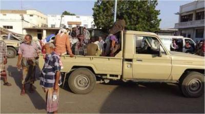 الإفراج عن  عشرات المعتقلين من أبناء تعز تم إعتقالهم في عدن