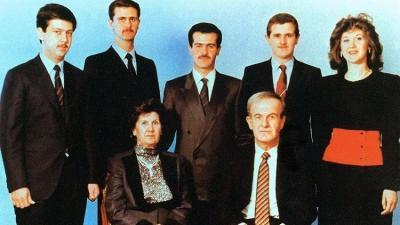 وفاة والدة الرئيس السوري بشار الأسد ( صوره)