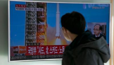 صاروخ كوريا الشمالية يستنفر العالم ومجلس الأمن يهدد بعقوبات