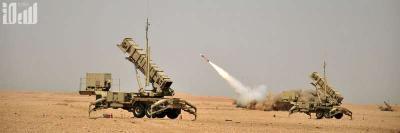 القوات الجوية السعودية تكشف مصير صاروخين باليستيين أطلقا من اليمن باتجاه السعودية