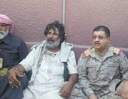 أول تصريح لقائد لواء النصر الشيخ أمين العكيمي بعد إصابته في المعارك