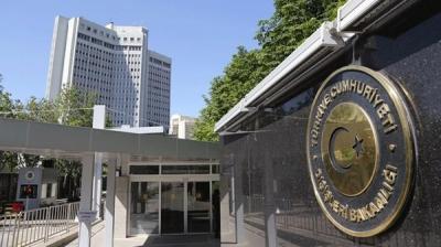 الخارجية التركية تستدعي السفير الأمريكي بتركيا بسبب تصريح