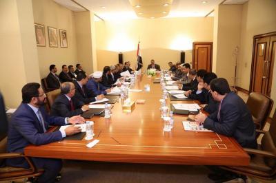 مجلس الوزراء يتخذ عدداً من القرارات منها نقل إحدى الهيئات الحكومية إلى عدن ( نصها)