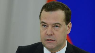 مدفيديف: روسيا والغرب ينزلقان نحو حرب باردة