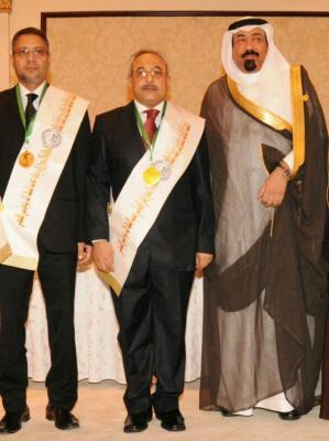 تكريم اليمن في منصب عمادة السلك الدبلوماسي والقنصلي العربي والأجنبي بمدينة جدة السعودية ( صوره)