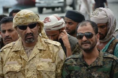 تفاصيل  محاولة إغتيال محافظ عدن ومدير الأمن صباح اليوم