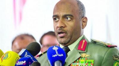 تصريح جديد لناطق التحالف العميد أحمد عسيري