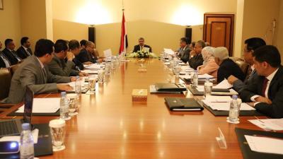 مجلس الوزراء يناقش الوضع الإنساني في 3 محافظات