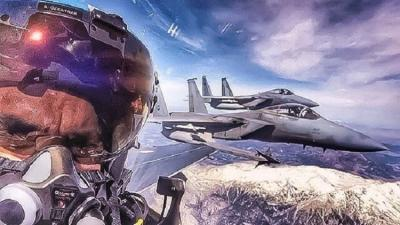 """""""سيلفي"""" لطيار تركي مع مقاتلات سعودية تشعل مواقع التواصل الاجتماعي"""
