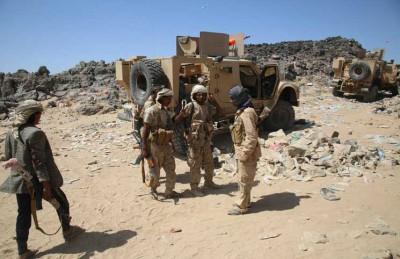 الجيش والمقاومة يستعيدون مواقع إستراتيجية في مأرب