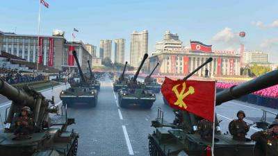 كوريا الشمالية تهدد بضرب القوات الأمريكية ومكتب ومنزل رئيس كوريا الجنوبية