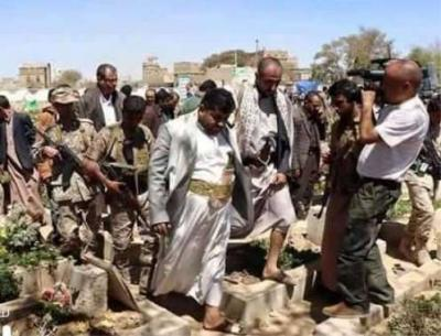 بالصورة .. محمد علي الحوثي يزور أهم  المشاريع التي أنشأت في عهده