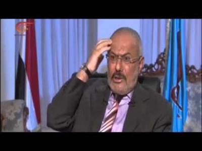 """صحيفة تكشف علاقة الرئيس السابق """" صالح """" بحزب الله - تفاصيل"""