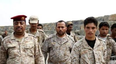 وصول تعزيزات عسكرية كبيرة للجيش الوطني إلى جبهتي حرض وميدي مع تغير في مسار المعارك