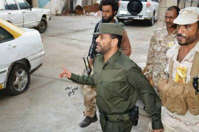 صدور قرار جمهوري بشأن شلال شائع مدير أمن عدن