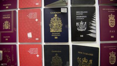 """جوازات السفر.. ألوان وأسرار و""""صور متحركة"""""""