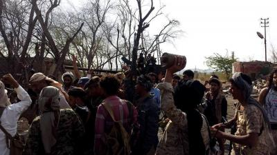 الجيش والمقاومة يحرران اللواء 35 ومناطق بجنوب وغرب تعز