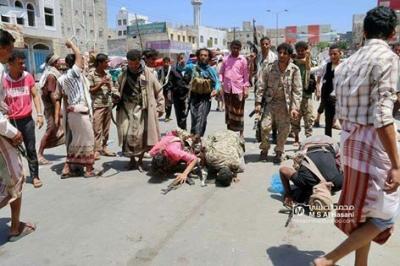 تحذير هام من المجلس العسكري بتعز بشأن المناطق التي تم تحريرها بالمدينة