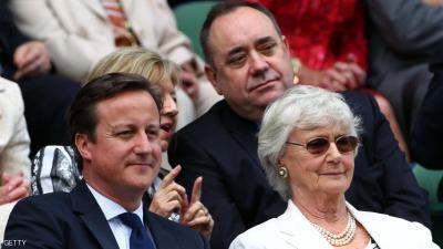 """والدة رئيس وزراء بريطانيا """" كاميرون """" تفقد وظيفتها ( صورة)"""
