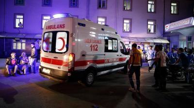 مقتل 25 وإصابة 75 جراء تفجير سيارة مفخخة بأنقرة