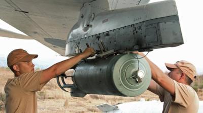 المُقاتلات  الروسية تتجهز لمغادرة قاعدة حميميم في سوريا