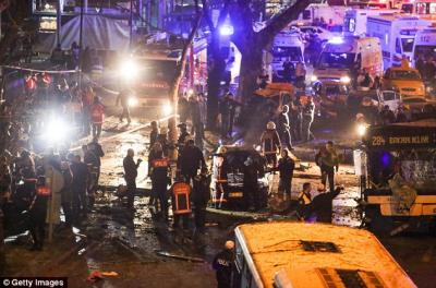 بالصور .. تفاصيل جديدة عن منفذة اعتداء أنقرة والذي راح ضحيته العشرات