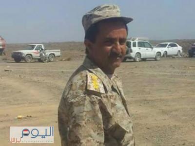 هجوم للحوثيين على اللواء 35 مدرع بتعز ومقتل أركان حرب اللواء ( صوره)