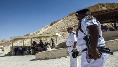 مقتل 18 من رجال الشرطة المصرية في هجوم بسيناء
