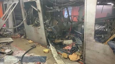 عشرات القتلى والجرحى في بلجيكا عقب تفجيرات إستهدفت مطار بروكسل ومحطتي قطار وأوربا تتأهب ( صور)