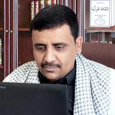 """القيادي الحوثي """" الفيشي """" يُغضب المؤتمريين ويقول أنه تم الدفع بالآلاف من شباب الحوثي إلى ميدان السبعين"""
