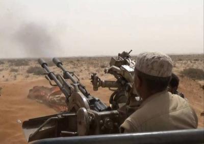 قتلى وجرحى في صفوف الحوثيين بينهم قيادي حوثي وآخرين من المقاومة في البيضاء ( الأسماء)