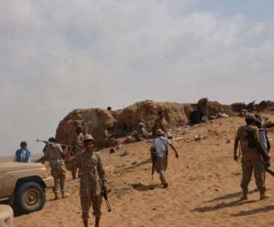 تفاصيل ما حدث اليوم في ميدي وسيطرة الجيش والمقاومة على مواقع هامة ( أسماء المناطق)