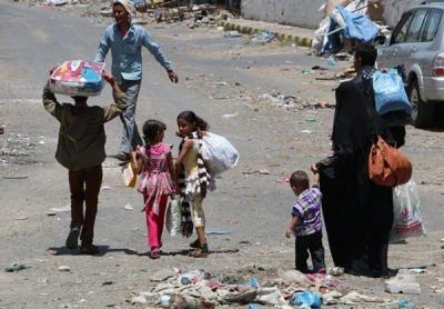 تقرير دولي  مُخيف حول وضع الأطفال في اليمن