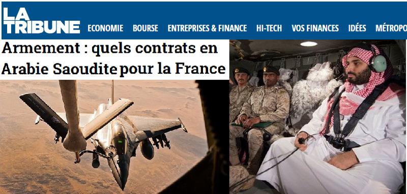 باريس تنتظر محمد بن سلمان لإتمام أكبر صفقة أسلحة تتجاوز عشرة مليارات يورو