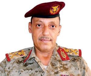 قائد المنطقة العسكرية السادسة اللواء الوائلي : وصلنا إلى حدود مديرية أرحب بصنعاء