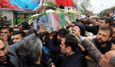 مقتل مستشارين عسكريين إيرانيين في حلب