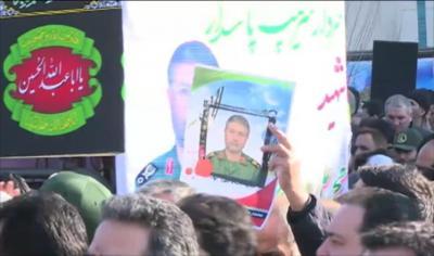إيران ترسل قوات برية خاصة إلى سوريا