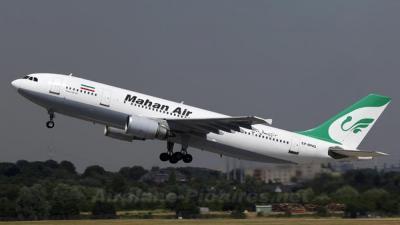 """السعودية تتخذ إجراءات بحق طيران """"ماهان إير"""" الإيرانية ومنعها من عبور الأجواء السعودية"""