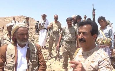 """محافظ الجوف """" العواضي """" في تصريحاً له يكشف كيف خرق الحوثيون الهدنة منذ البداية"""